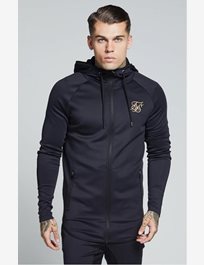 Athlete Zip Through Hoodie