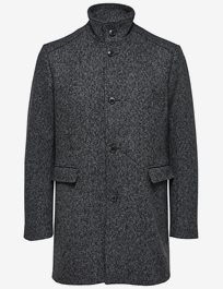 Slhmosto Wool Coat