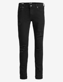 LIAM ORIGINAL 502 SKINNY FIT MED BREAKS