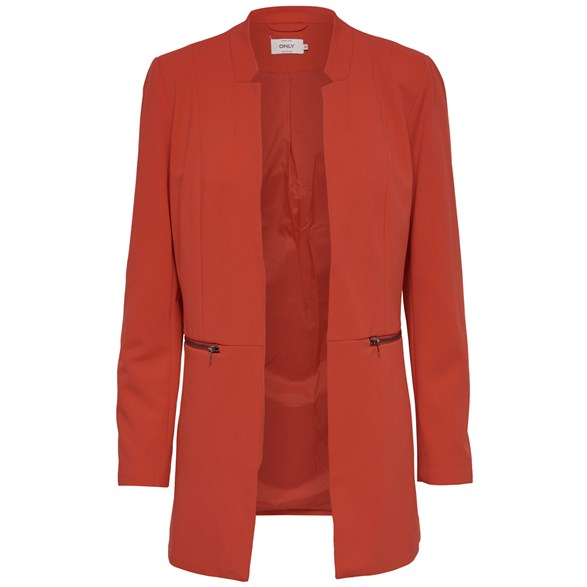 Onlcarolina Zip Long Blazer