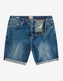 Regular-Lt Ryder 142 Jeansshorts med stretch