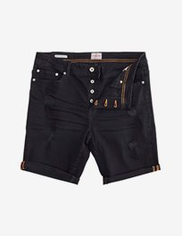 Regular Lt Ryder 169 Jeansshorts med stretch