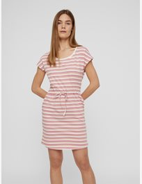 Vmapril Ss Short Dress Enkel Sommarklänning