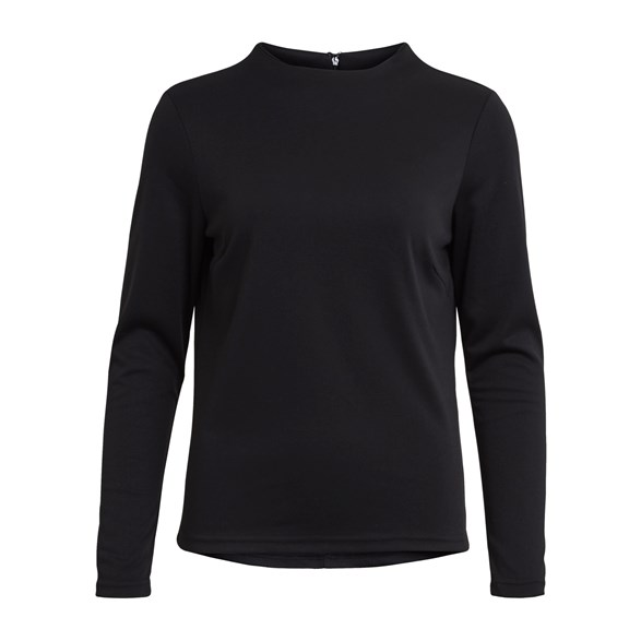 Vifaunas L/S High Neck