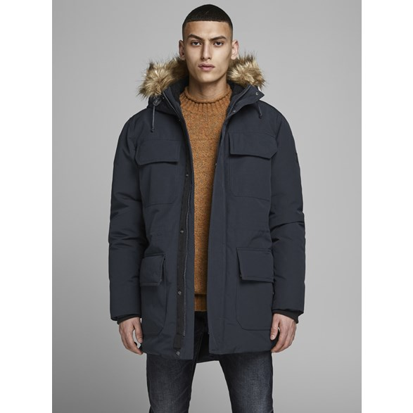 Parkas med luva Expedition Parka