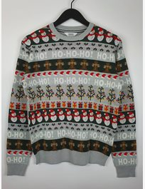 Stickad jultröja Gerry O-Neck X-Mas Knit