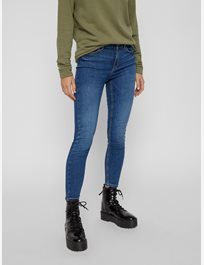Pcdelly Mw Cr Mb207 Croppade jeans